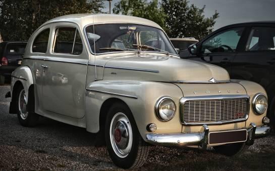Historia marki Volvo