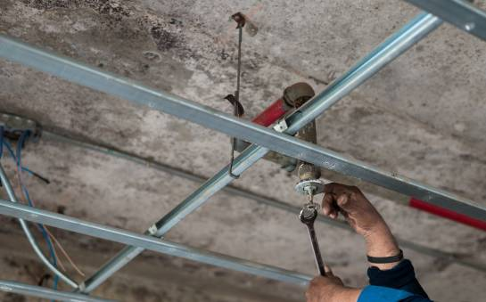 Ochrona przeciwpożarowa konstrukcji stalowych