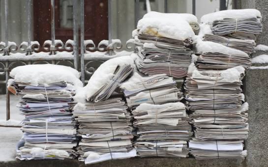 Cechy papieru makulaturowego