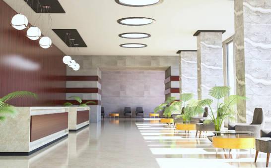 Urządzamy recepcję hotelową - Jaką rolę pełnią w niej wygodne fotele?