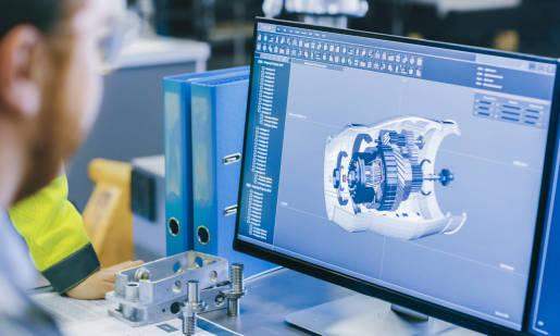 Projektowanie CAD/CAM w przemyśle