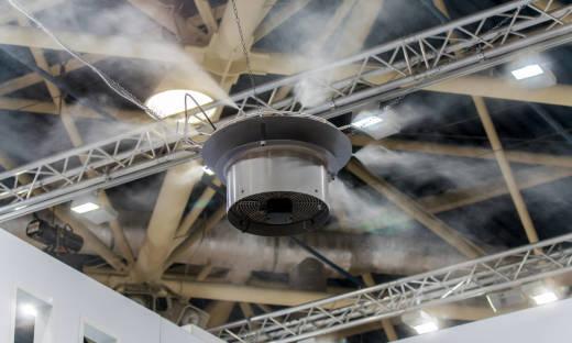 Nawilżanie powietrza w przemyśle poligraficznym i papierniczym