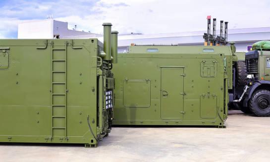 Charakterystyka modułowych obiektów dla wojska