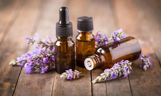 Relaksacyjne właściwości olejków eterycznych