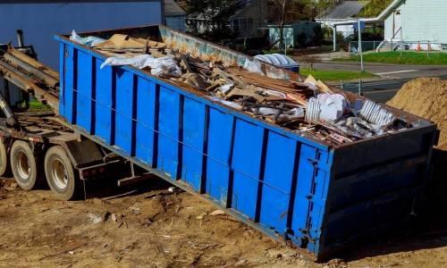 Jak legalnie pozbywać się odpadów budowlanych?