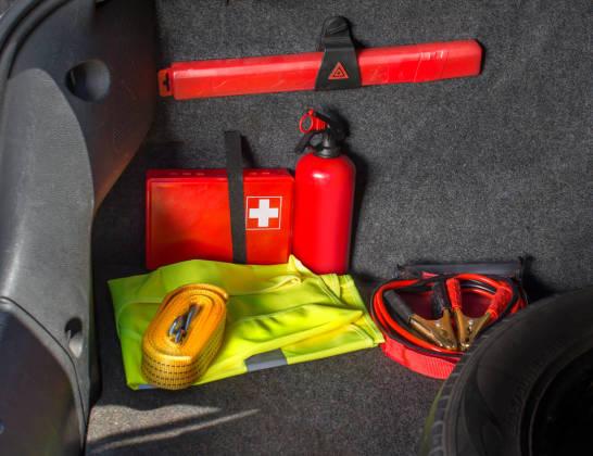 Czy posiadanie apteczki w samochodzie jest obowiązkowe?