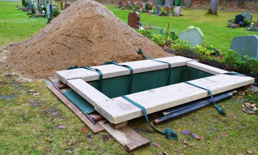Jak powstają katakumby betonowe?