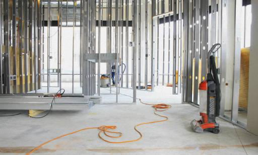 Odkurzanie konstrukcji - ochrona przed stratami produkcyjnymi