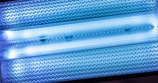 Bakteriobójcze i wirusobójcze działanie promienników UV-C