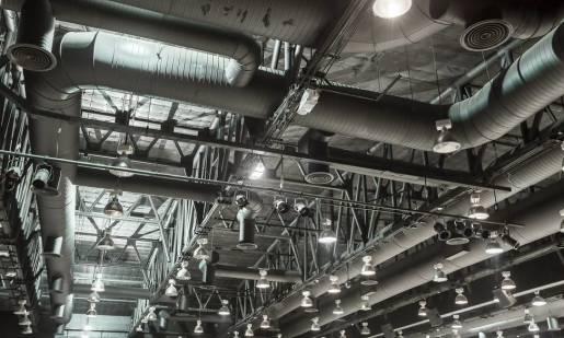 Zasady projektowania wentylacji przemysłowej