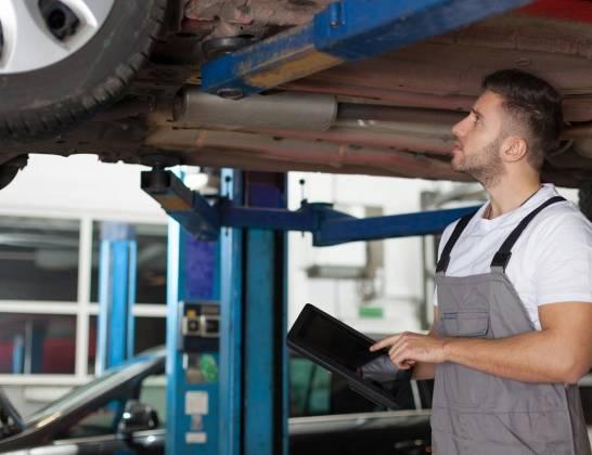 Jak samochody są zabezpieczane przed korozją?
