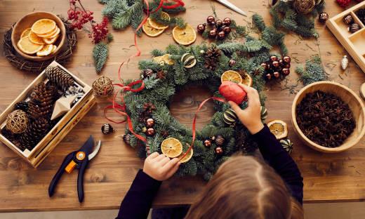 Jak zrobić ozdoby świąteczne – DIY!