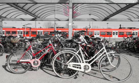 Zalety garaży rowerowych