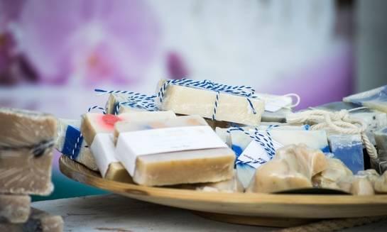 Zrób to sam: mydełko na prezent