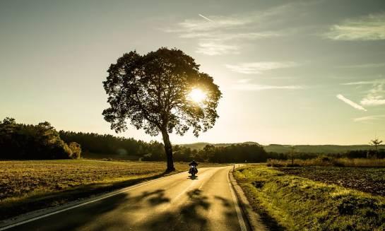 Jak długo zazwyczaj trwa w Polsce sezon dla motocyklistów