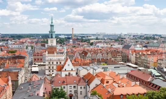 Okolice Poznania bardzo atrakcyjnym miejscem do zamieszkania