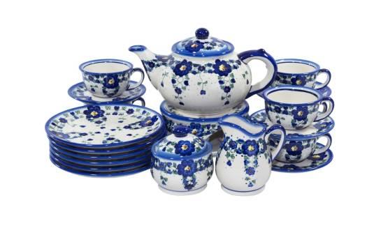 Czym charakteryzuje się ceramika bolesławiecka?