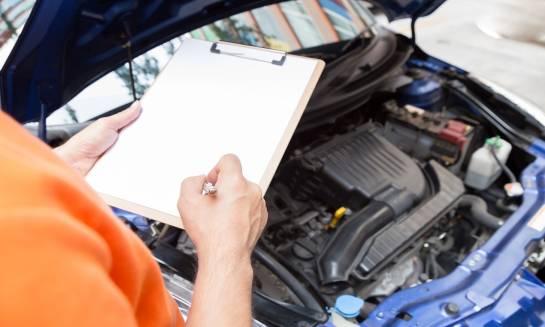 Badanie bezpieczeństwa biernego samochodów