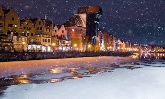 Dlaczego warto spędzić ferie zimowe w Gdańsku?