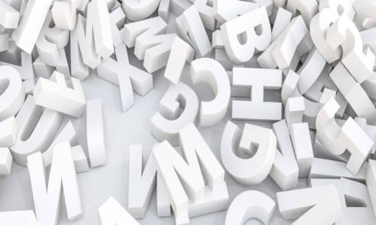 Właściwości i zastosowanie liter przestrzennych