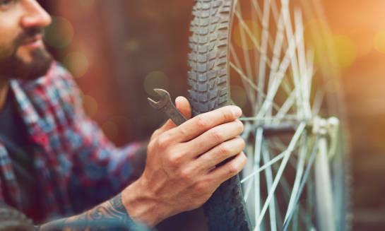 Jak odrestaurować stary rower?