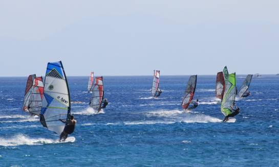 Windsurfing 2018 - złap wiatr w żagle