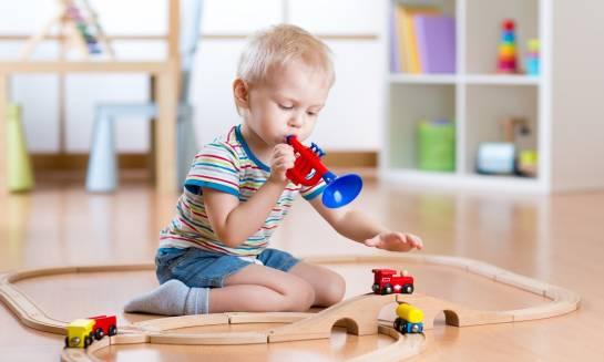 Idealne zabawki dla chłopca