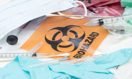 Charakterystyka odpadów niebezpiecznych