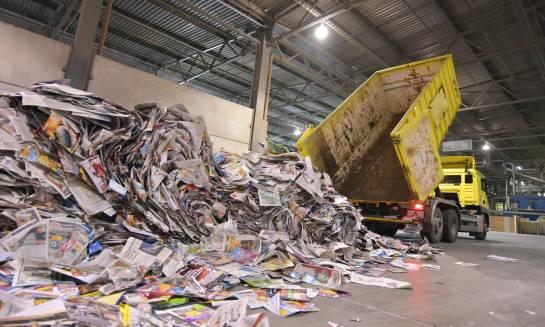 Makulatura - korzyści i efekty recyklingu