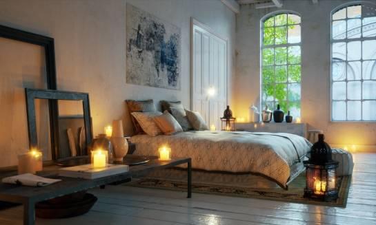 Jakie obrazy wybierać do sypialni?