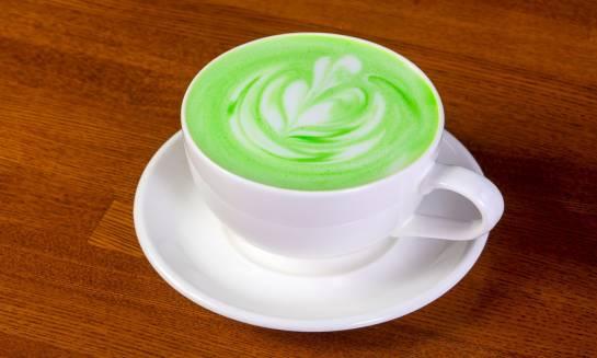 Korzyści z picia kawy zielonej