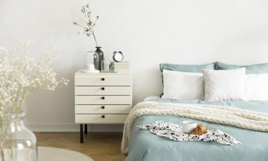 Cechy dobrego łóżka sypialnianego