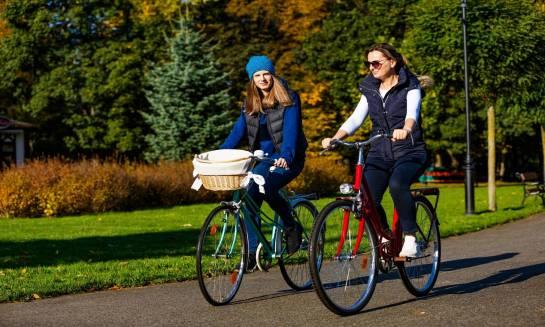 Podstawowe typy rowerów
