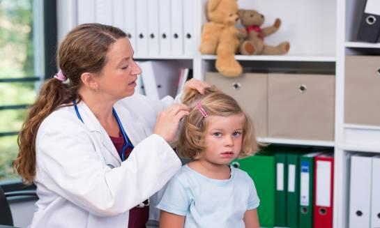 Wszy u dzieci - przyczyny powstania i leczenie