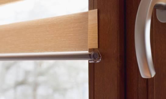 Podstawowe rodzaje osłon okiennych