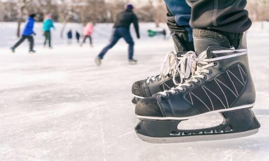 Łyżwy - idealna rozrywka na zimę