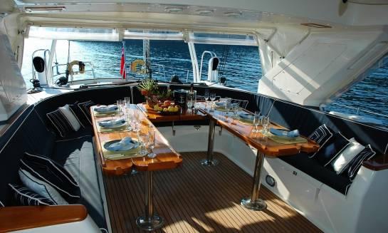 Jak wybrać oświetlenie kabinowe jachtu?