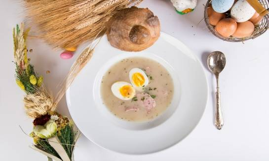 Żurek czy barszcz biały, czyli co przygotować na wielkanocne śniadanie?