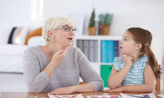 Ćwiczenia logopedyczne dla dzieci z niedosłuchem