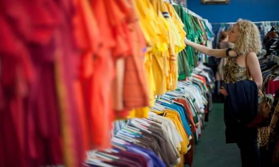 Odzież używana ze Skandynawii. Dobre ubrania w niskiej cenie