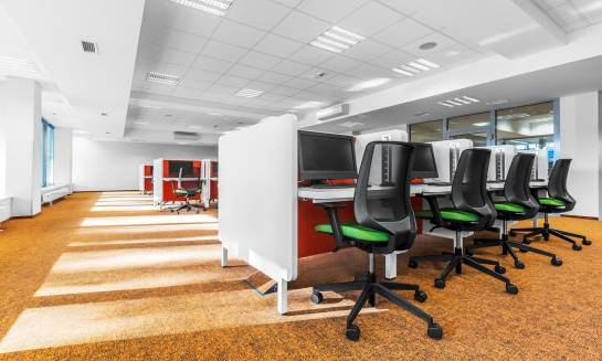Systemowe meble modułowe w biurach