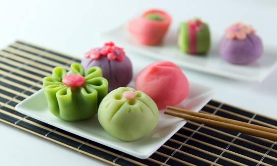 Japońskie słodycze, których warto spróbować