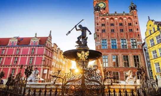 Gdańsk idealnym miejscem na spędzenie weekendu