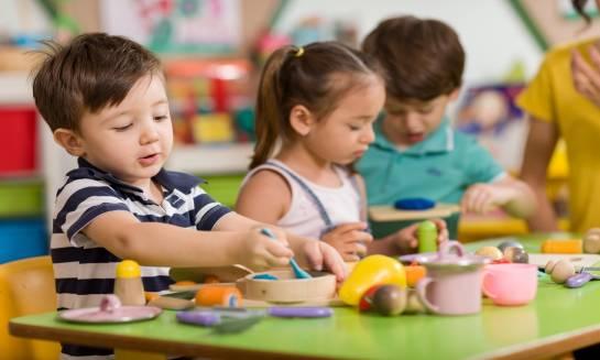 Wpływ przedszkola na rozwój dziecka