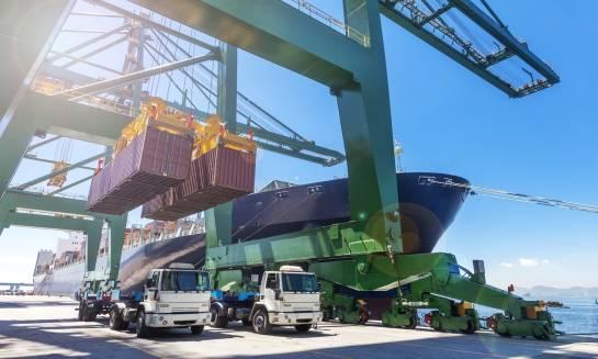 Pakowanie i zabezpieczanie w transporcie morskim
