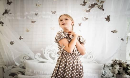 Bajkowe motywy na firanach dla dzieci