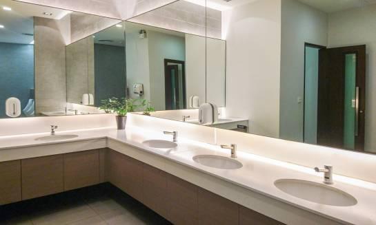 Akcesoria do kabin sanitarnych
