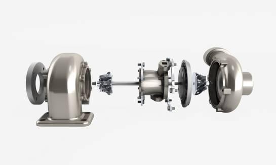 Cechy dobrego serwisu turbosprężarek