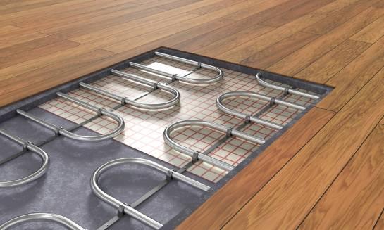 Jak dobrać podkład pod panele z ogrzewaniem podłogowym?