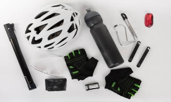 Podstawowe akcesoria rowerowe